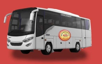 Bus Medium Sewa Rental Mobil Banyuwangi