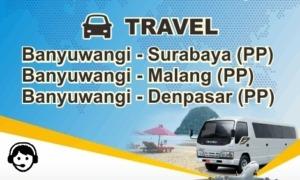 Travel Banyuwangi Surabaya Malang Denpasar