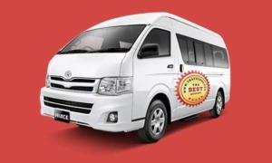 Hiace Sewa Rental Mobil Banyuwangi