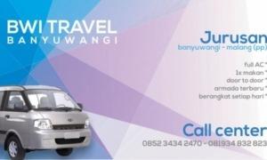 BWi Travel Malang Banyuwangi