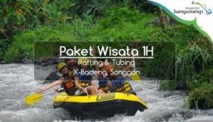 Rafting Paket Wisata Banyuwangi