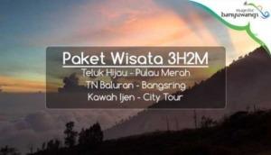 Paket Wisata Banyuwangi 3h2m
