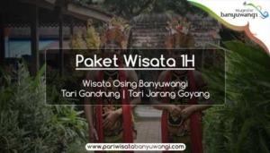 Paket Wisata Banyuwangi Gandrung Osing