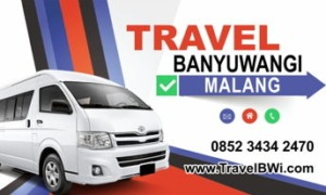 Travel Banyuwangi Malang