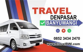 Travel Denpasar Banyuwangi