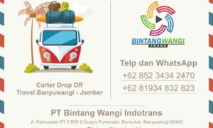 Drop Off Travel Banyuwangi Jember