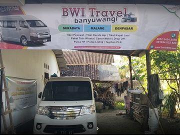 BWi Travel Banyuwangi Luxio