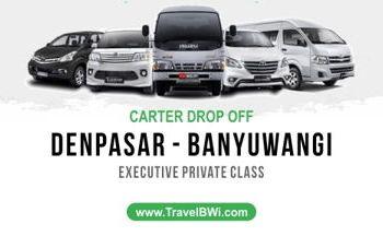 Carter Drop Off Sewa Mobil Denpasar Banyuwangi