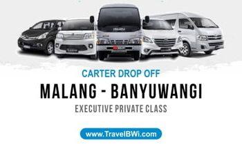 Carter Drop Off Sewa Mobil Malang Banyuwangi