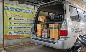 Paket Travel Barang Surabaya Banyuwangi