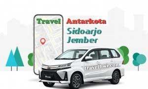 Travel Sidoarjo Jember