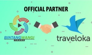 Official Partner Traveloka Bintang Wangi