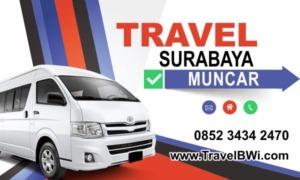 Travel Surabaya Muncar