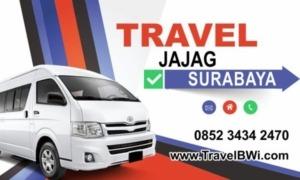 Travel Jajag Surabaya