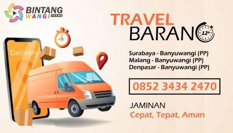 Travel Barang Banyuwangi
